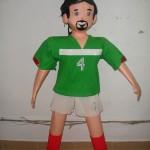 piña futbolist