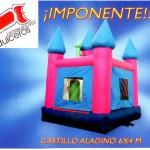 CASTILLO ALADINO